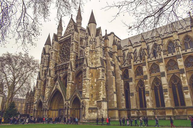 Abbaye de Westminster Londres