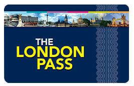 London Pass sous forme de carte magnétique