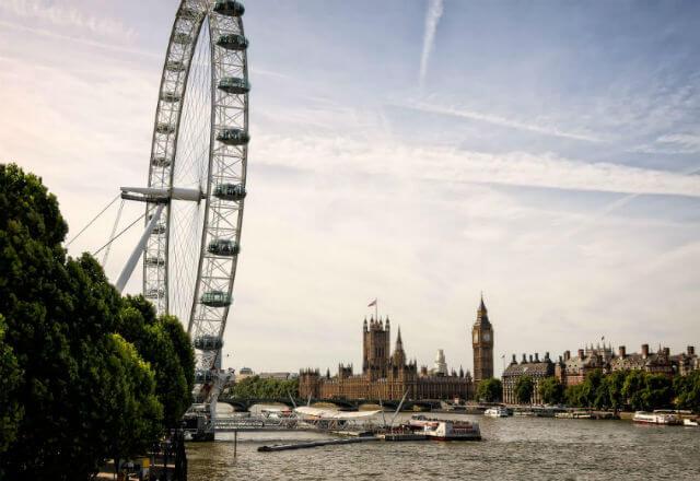 vue Londres
