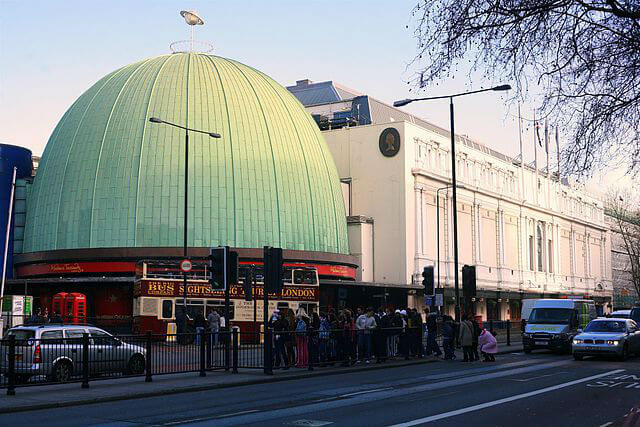Musée Madame Tussauds Londres