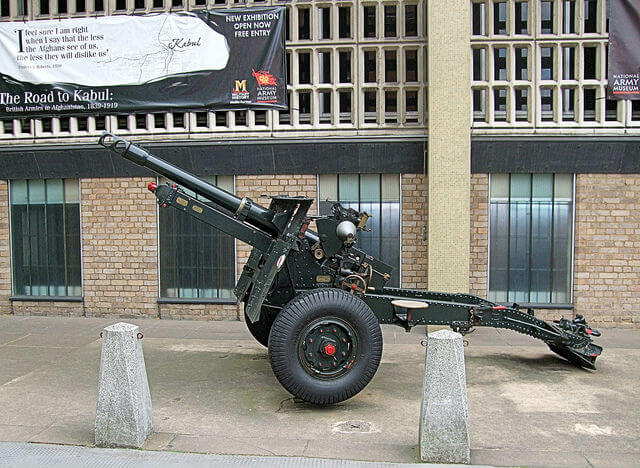 National Army Museum Londres