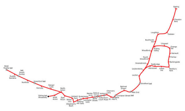 plan-metro-londres-central-line
