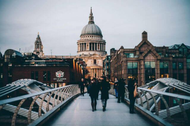 à voir aussi à Londres : les ponts
