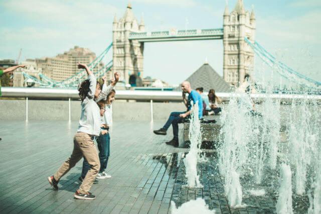 Visitr Londres en Famille