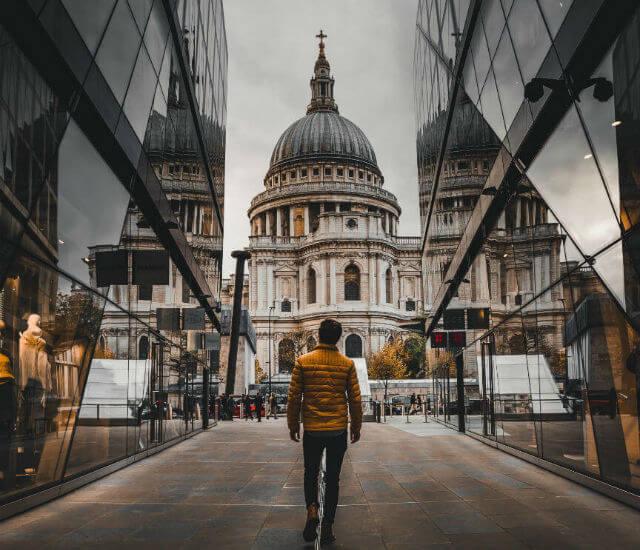 Voir Londres à pieds