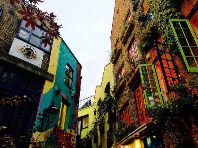 Covent Gaden, un des quartiers de Londres à visiter