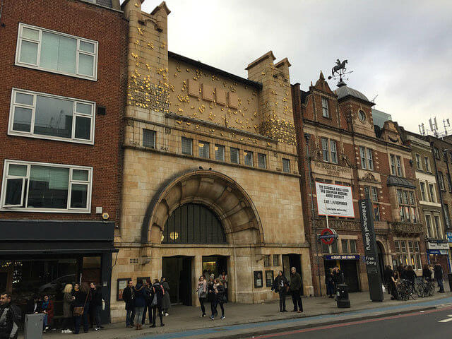 Whitechapel Gallery Londres
