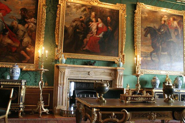 Chateau Windsor interieur