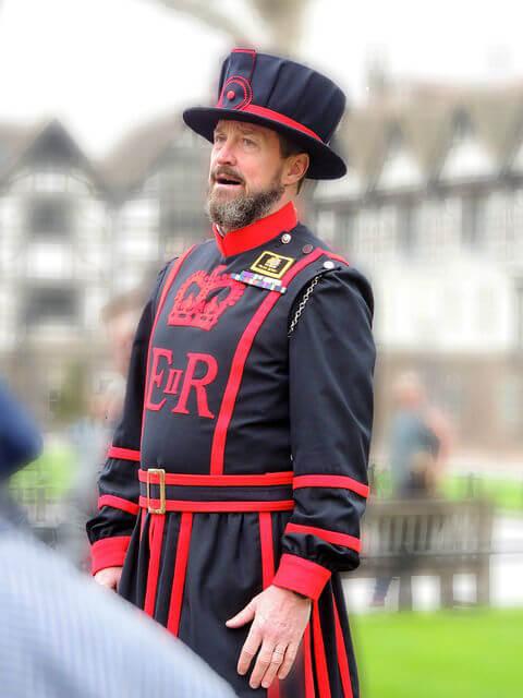 Garde Tour de Londres
