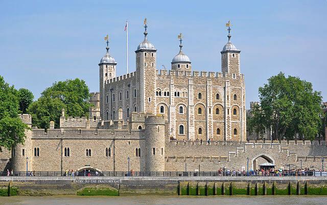 La Tour de Londres visite