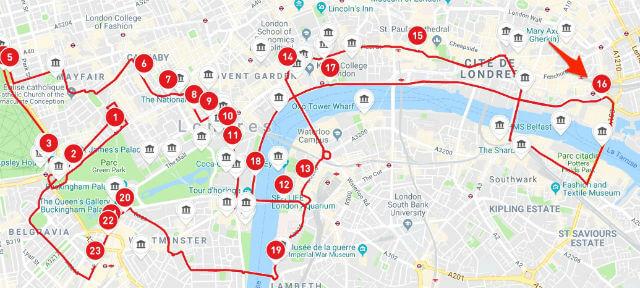 Plan Big Bus Tour Tower of London