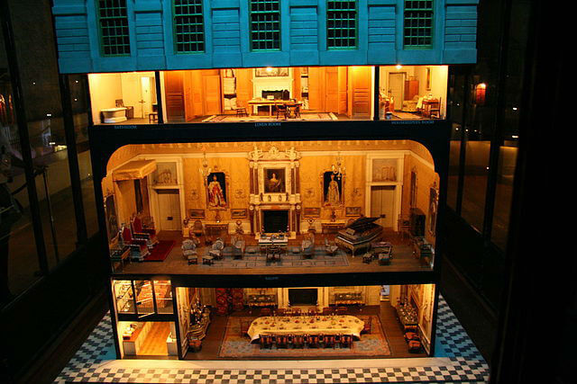 Queen Mary's Dolls's House