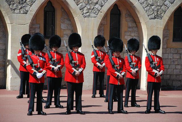 Chateau Windsor Releve Garde