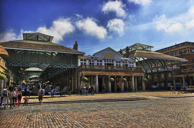 Quartier Covent Garden Londres