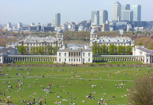 Quartier Greenwich Londres