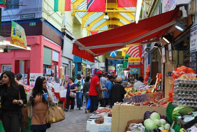 Quartier Jamaicain Londres
