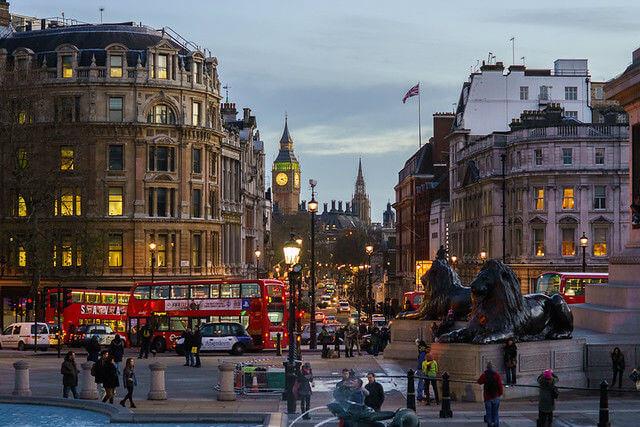 Quartier Londres