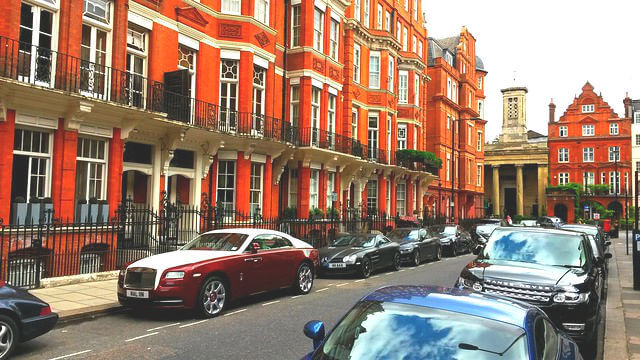 Quartier Chic Mayfair Londres