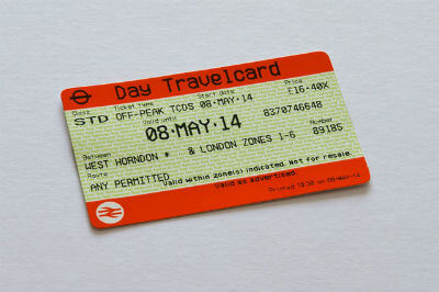 Travelcard Londres