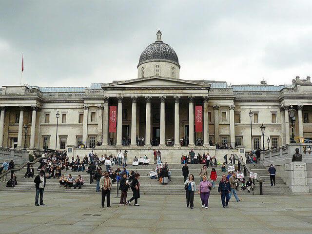 Trafalgar Square Musee