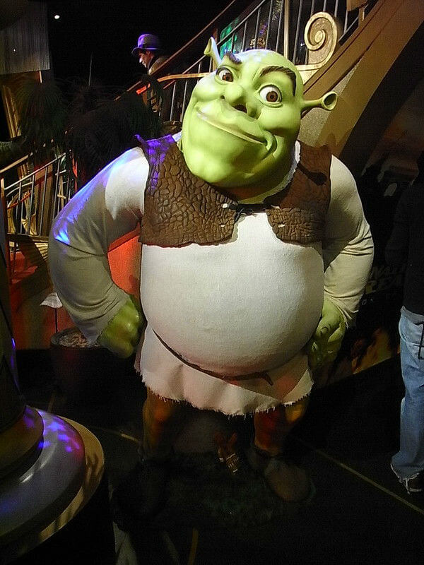Shrek Adventure Londres