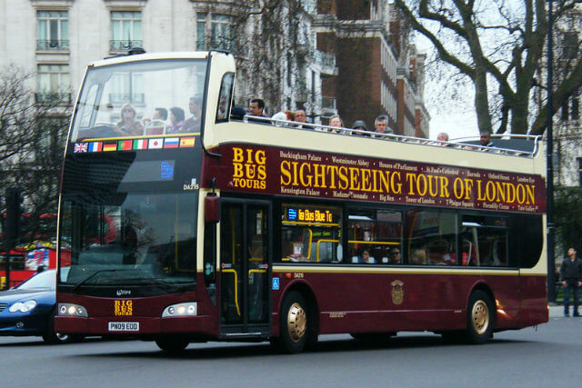 Big Bus Tour Londres