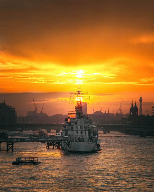HMS Belfast image