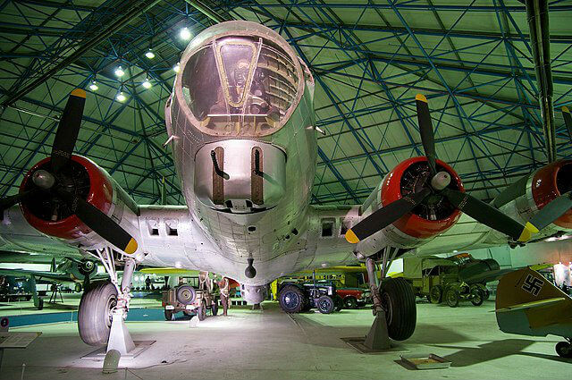 Royal Air Force Museum Londres