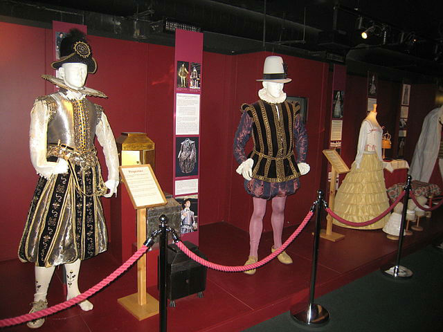 Shakespeare Globe Theatre Musee