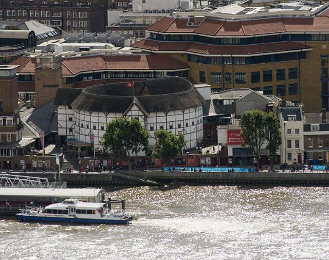 Shakespeare Globe Theatre Image