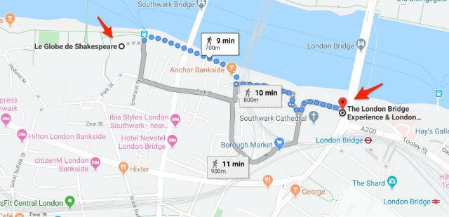 Shakespeare Globe Theatre London Bridge Experience