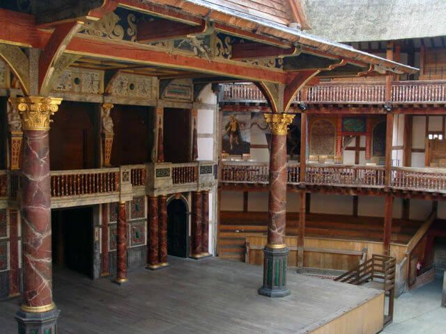 Shakespeare Globe Theatre Image et Photo