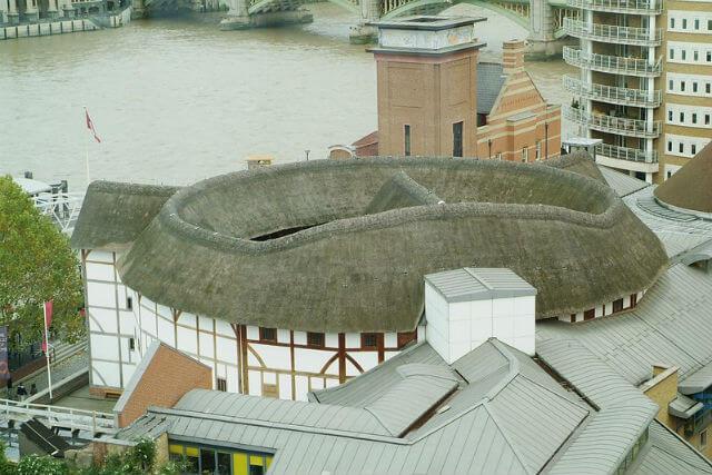 Shakespeare Globe Theatre Toit