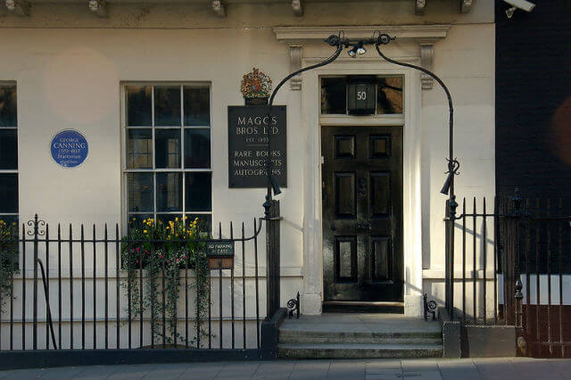 Bekerley Square Londres