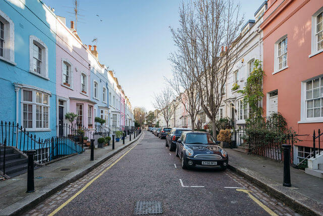 Bywater Street Londres