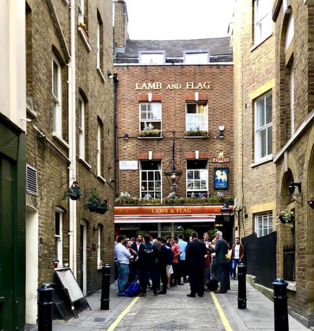 Lamb & Flag Londres