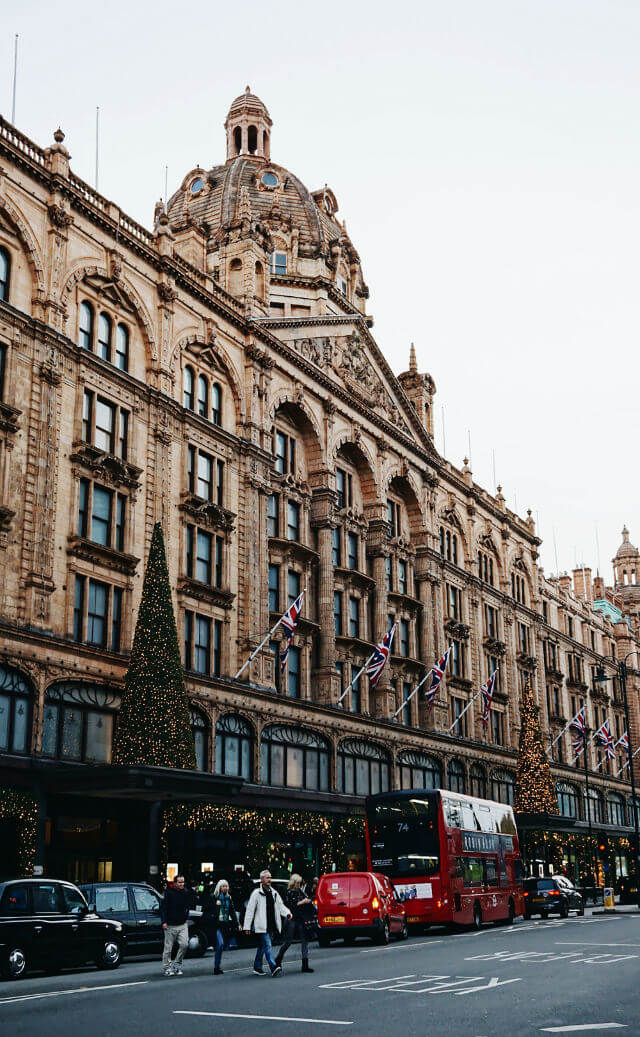 Magasin Harrod's Londres
