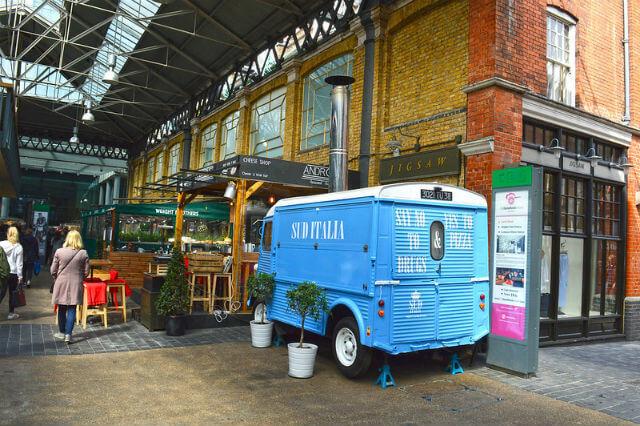 Old Spitalfields Market Londres