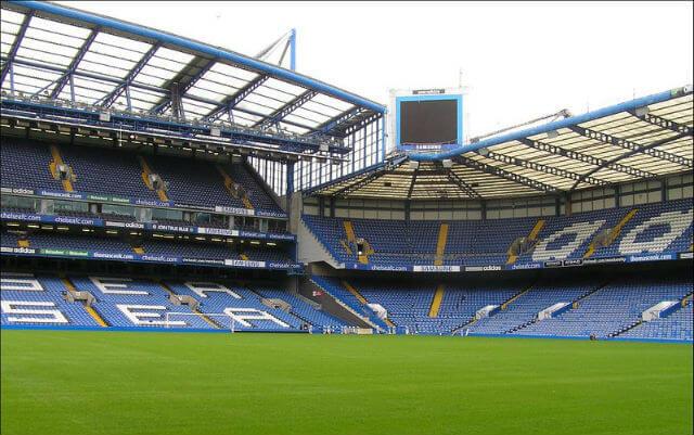Stade Stamford Bridge FC Chelsea