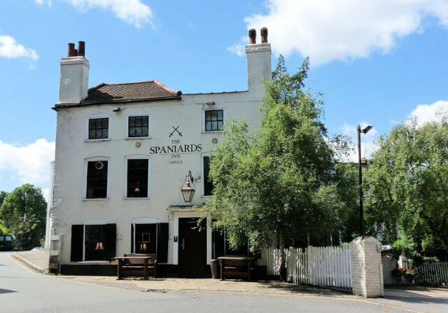 The Spaniards Inn Londres