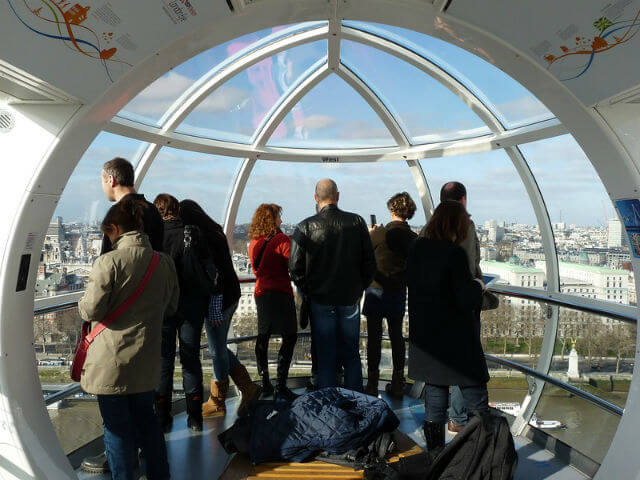 london eye interieur capsule
