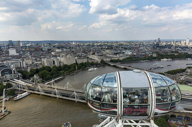 London Eye Vue