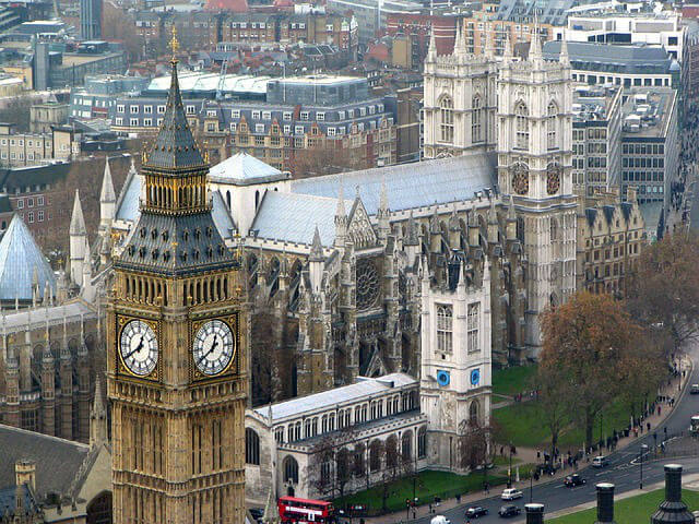 Big Ben Abbaye Westminster