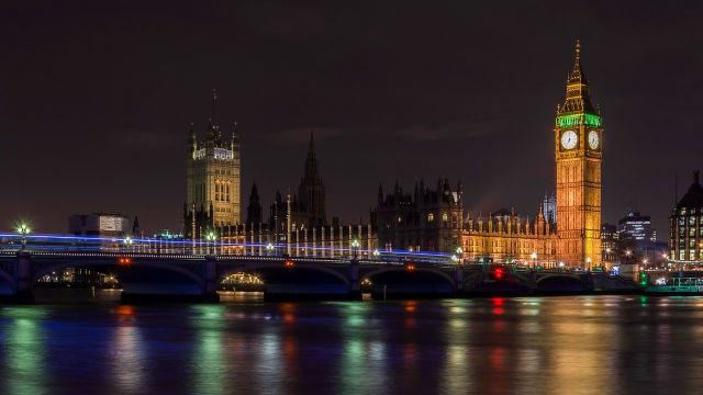 Big Ben nuit