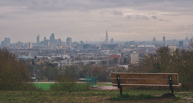 Hampstead Heath Londres