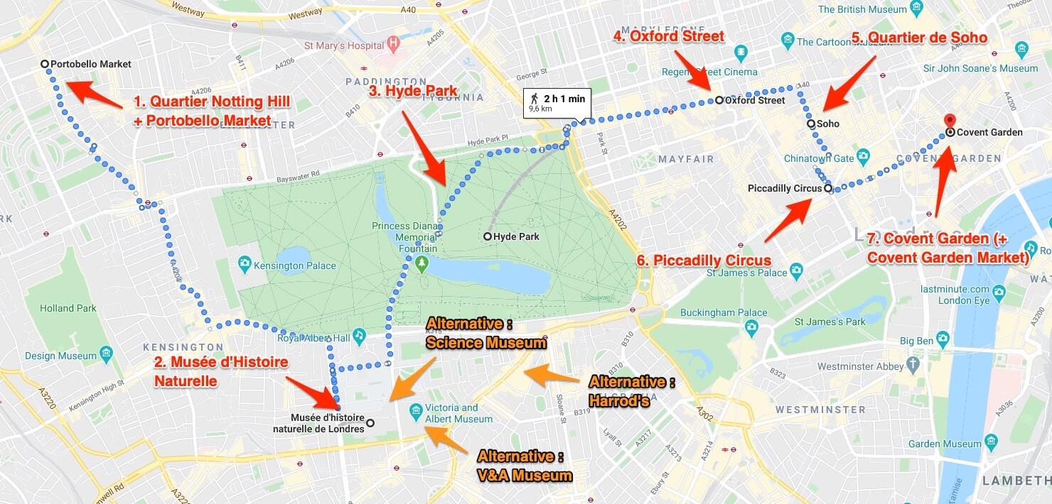Londres en 4 jours programme jour 3
