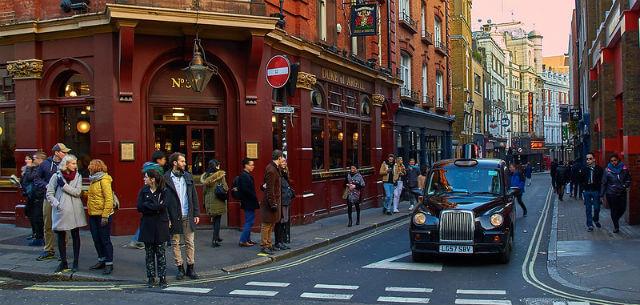 Soho Londres