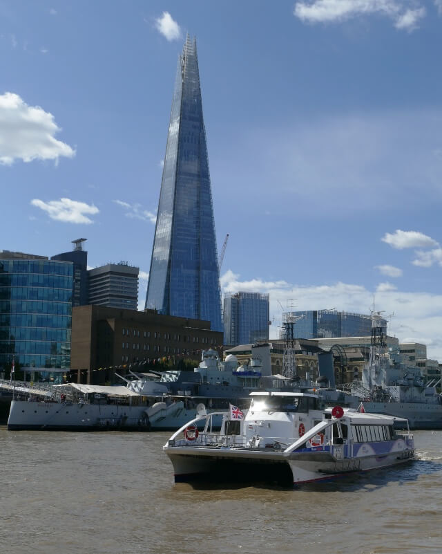 The Shard Tamise