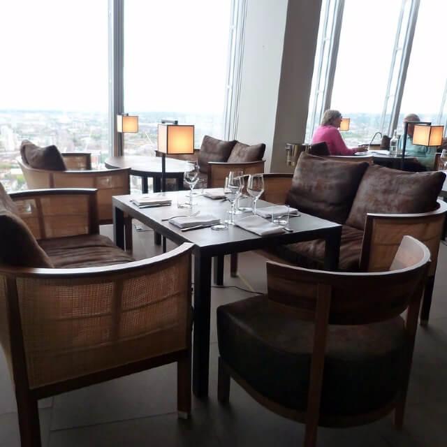 The Shard Restaurant