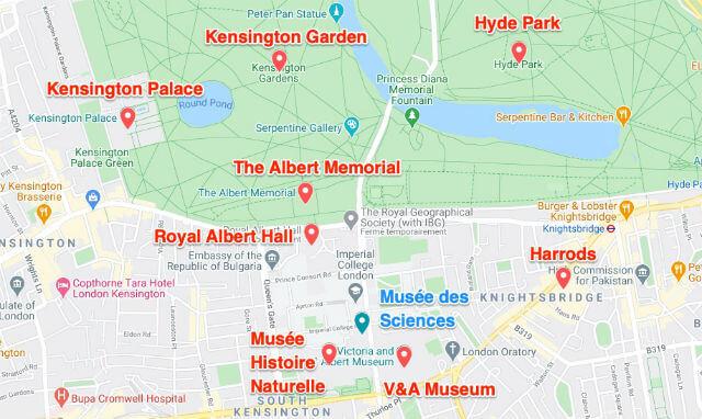 science museum london proximite